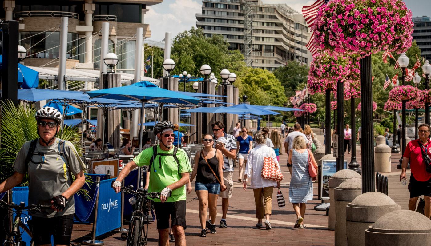 Georgetown Waterfront | Georgetown DC - Explore Georgetown ...
